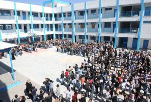 """قرار  هام بشأن طلبة مدارس """"الأونروا"""" في المملكة"""