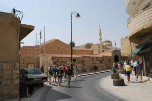 مشاجرة بين نائب رئيس بلدية مادبا ورئيس بلدية بني حميدة