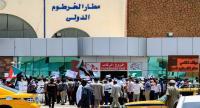 تعليق الرحلات الجوية من والى مطار الخرطوم