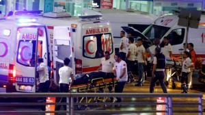 إصابة روسي و7 سعوديين في تفجيرات أتاتورك