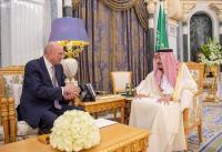 خادم الحرمين : أمن الأردن من أمن السعودية