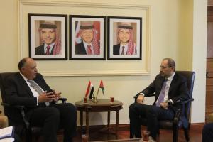 اجتماع أردني فلسطيني مصري السبت المقبل