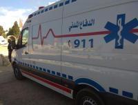6 اصابات بتصادم 4 مركبات في عمان