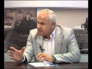 البكار يطالب وزير المياه بإنجاز دراسة حول ناقل البحرين