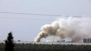 قوات الاحتلال تقصف غزة بـ 3 قذائف مدفعية