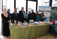"""طلبة """"عمان العربية"""" يرحبون بالطلبة الجدد"""