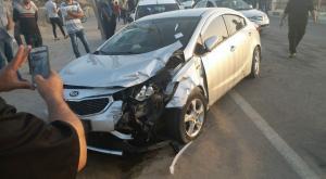 """""""المرور""""بغزة: 4 إصابات في 8 حوادث سير خلال 24 ساعة"""