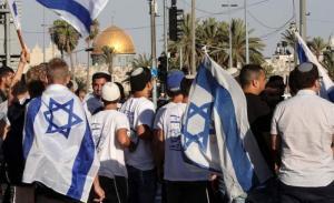 الأردن يدين مسيرة الأعلام في القدس