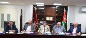 الجامعة الهاشمية وجمعية عون الثقافية نحو شراكة إستراتيجية لبناء الشخصية الوطنية