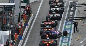 """إلغاء المرحلة الأولى من سباقات """"فورميلا"""" في سوتشي"""
