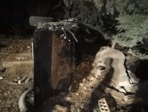 وفاة وإصابتان بحادث مروع في الكرك (صور)