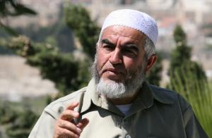 محكمة الإحتلال تنظر في استئناف اعتقال الشيخ رائد صلاح الأربعاء