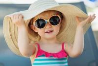 هكذا تحمي طفلك من شمس الربيع