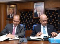 اتفاقية تغطيات تأمينية طبية بين غرفة تجارة عمان و(gig-Jordan)