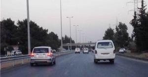 تحويلات جديدة على اتوستراد عمان - الزرقاء