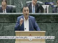 الظهراوي يطالب بضم الضفة الغربية للاردن
