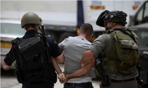 الإحتلال يعتقل 17 فلسطينيا في الضفة