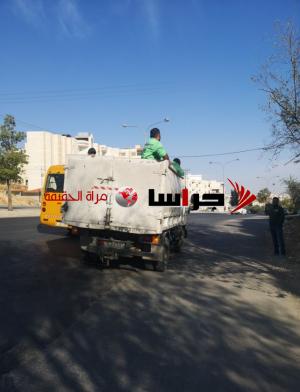 مجددا  ..  هكذا تنقل أمانة عمان عمال الوطن وتكرمهم (صور)