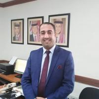 الدكتور حمزة المشاقبة مبروك الخطوبة