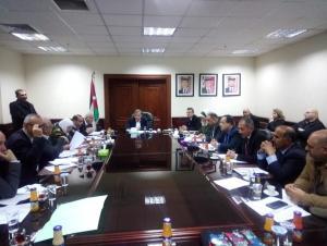 """جابر : لا حالات """"كورونا"""" في الأردن"""