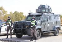 ضبط 39 مركبة و 163 شخصا خالفوا الحظر الشامل
