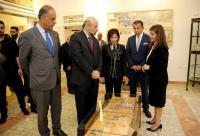 """الأميرة دانا فراس تفتتح """"بيت يعيش"""" كمركز للتراث الثقافي"""
