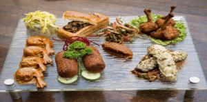 """مطعم """"ترايبز كارنيفور"""" ينقل القارة الإفريقية إلى دبي مول (صور)"""
