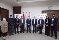 وزارة الشباب وأورانج الأردن توقعان اتفاقية تعاون مشترك