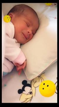 """تهنئة للسيد محمد نعيرات بالمولودة """"سلمى"""""""