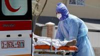 غزة: وفاة واحدة و124 إصابة جديدة بكورونا