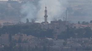 بعد الإتفاق التركي الأميركي  ..  قصف واشتباكات في رأس العين بسوريا