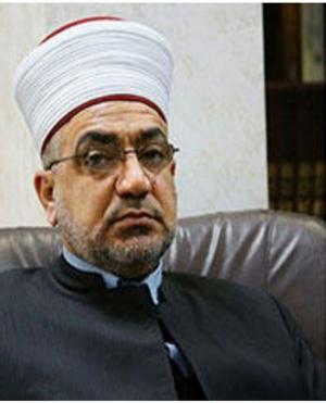 الدكتور محمد الخلايلة مفتيا للمملكة