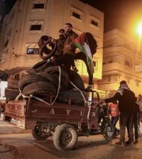 5 اصابات بغارات للاحتلال على غزة