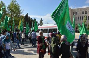 """حماس: مستعدون لـ""""تسليم غزة"""" للحكومة برام الله!"""
