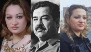 """من هي المرأة الوحيدة التي """"أبكت"""" صدام حسين أمامها؟!"""
