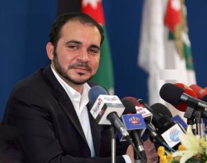 الأمير علي بن الحسين  : سنتخذ الإجراءات اللازمة لتوفير معايير العدالة