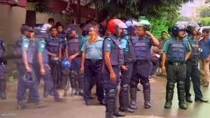 مقتل 20 مدنيا في عملية تحرير الرهائن في بنغلادش