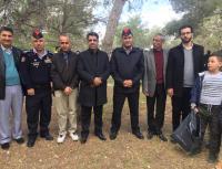 محافظة العاصمة تشارك في مبادرة أردن النخوة في ناعور (صور)