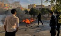 الاحتجاجات الايرانية تتواصل وتوقيف 40 شخصا
