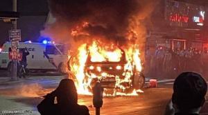 """احتجاجات في ولاية فيلادلفيا عقب مقتل """" فلويد جديد"""""""
