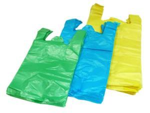 ضبط 215 مجموعة من الأكياس البلاستيكية غير قابلة للتحلل