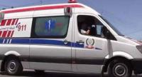 وفاة وإصابة 6 آخرين بحادث على الطريق الصحراوي