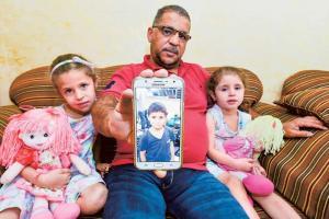 عائلة عبيدة تجدد مطالبتها بإعدام الجاني في مكان عام