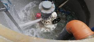 """اعتداءات توقف ضخ المياه عن مناطق  """"أسماء وصور وفيديو)"""