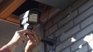 زوجي وضع كاميرات مراقبة في بيتي