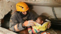 ارتفاع ضحايا زلزال تركيا الى 35 شخصا