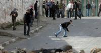 عشرات الاصابات خلال مواجهات مع الاحتلال في الخليل