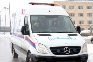 اصابة 3 فتيات دهساً بالهاشمي الشمالي