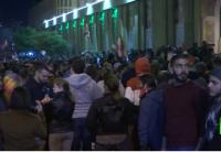تواصل الاحتجاجات وسط بيروت (فيديو)