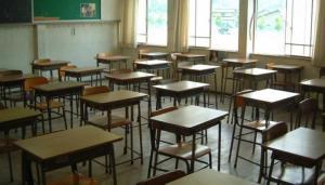 تعليق دوام الهيئة التدريسية والادارية بمدرسة في الرمثا